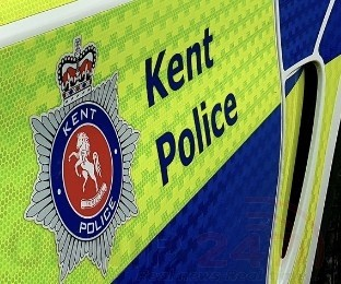 Collision on the M20 London bound involving two HGV and a car near Ryarsh