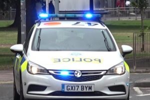 Man killed after collision with parked lorry