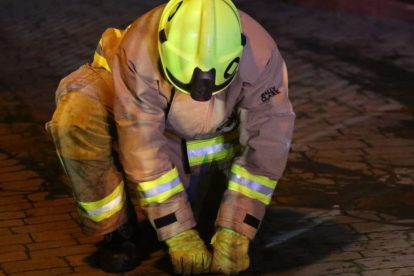kent firefighters learn how to tackled potentially devastating fire at rochester cathedral 43