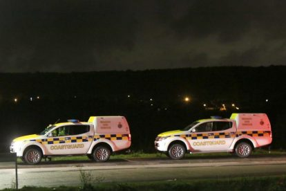 major search after someone is spotted in the water on the river medway 2