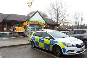 cranbrook supermarket targeted by cashpoint digger thieves