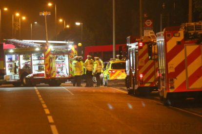 do you have information on the orpington bus crash