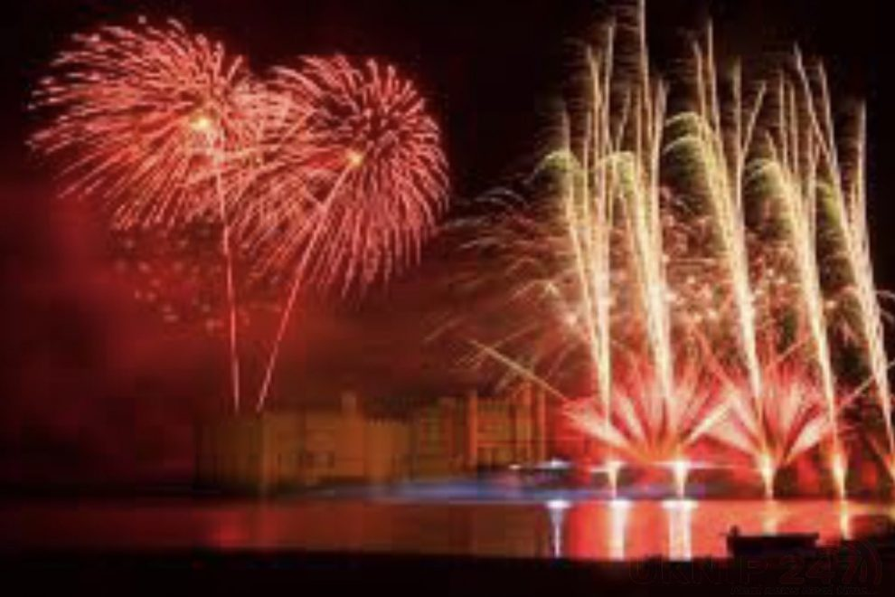 kent biggest firework display cancelled