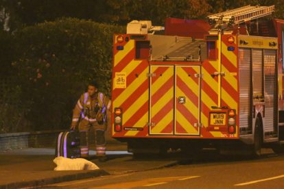 one dead after three vehicles horror collision involving two buses in orpington 26