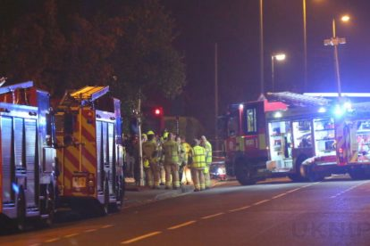 one dead after three vehicles horror collision involving two buses in orpington 43