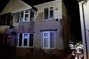 tumble dryer thought to have caused sidcup blaze