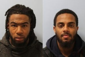 two men who ran county lines drugs networks between london and kent have been jailed following a met operation that was supported by kent police