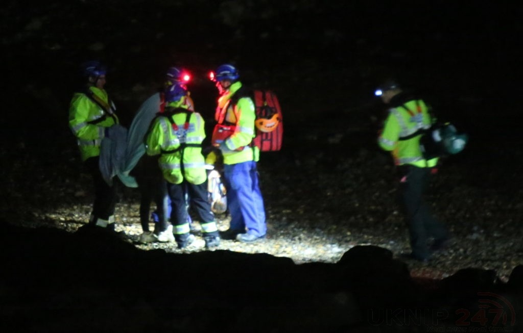 Coastguard Search Launched On Isle Of Sheppey For Missing Distressed Woman