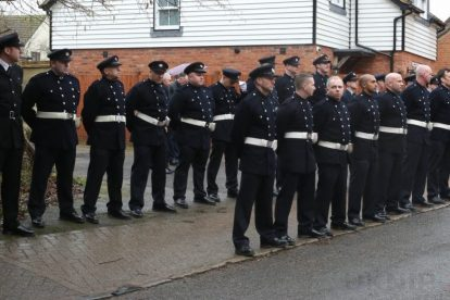final call for firefighter anthony knott who went missing on night out in lewes 16