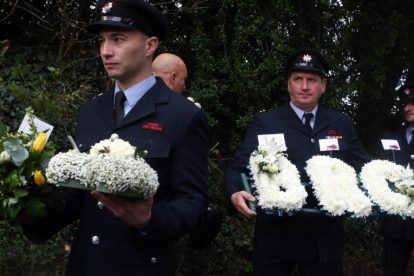 final call for firefighter anthony knott who went missing on night out in lewes 32