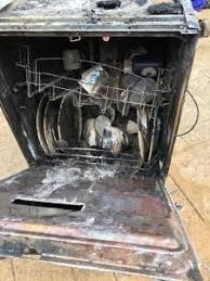 fire crews tackle dishwasher fire overnight in dover