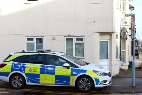 Gillingham man charged with murder