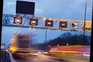m20 smart motorway work cancelled for the rest of the week