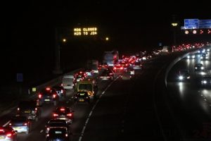 m26 in kent closed following serious collision 2