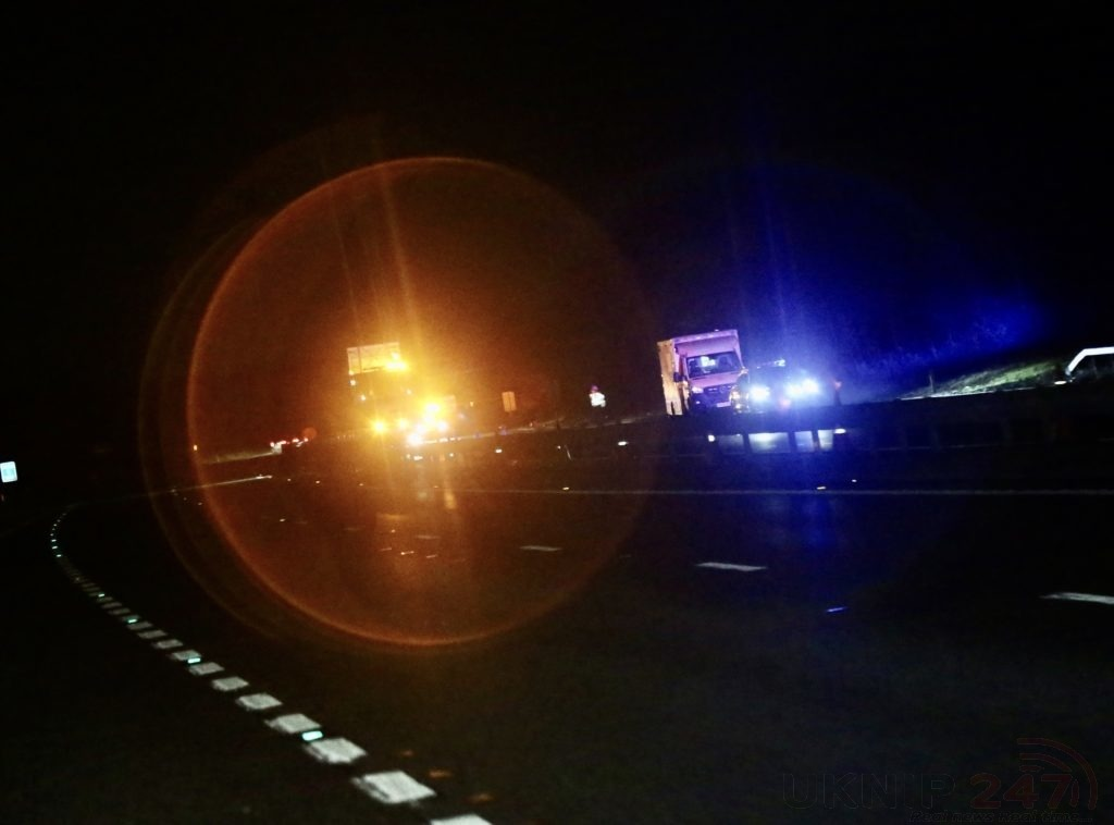 M26 In Kent Closed Following Serious Collision