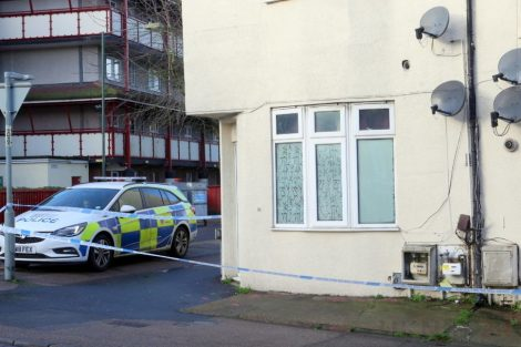 murder investigation launched in gillingham after woman is stabbed multiple times 10