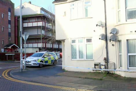 murder investigation launched in gillingham after woman is stabbed multiple times 11
