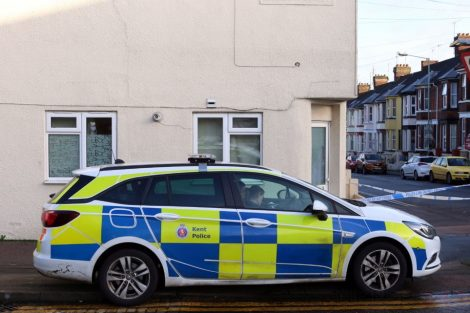 murder investigation launched in gillingham after woman is stabbed multiple times 9