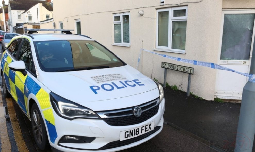 murder investigation launched in gillingham after woman is stabbed multiple times