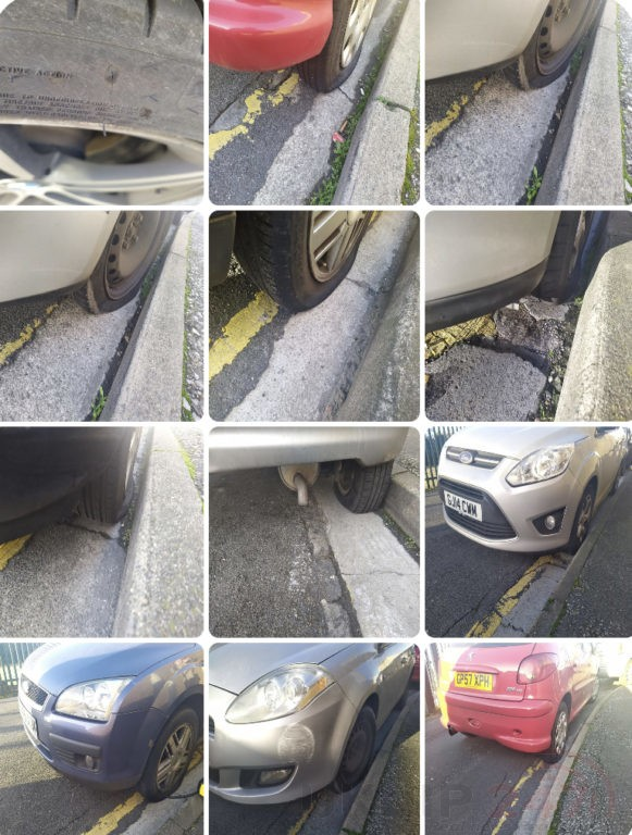 over 30 vehicles damaged in overnight orgy of criminal damage