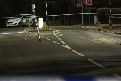 pedestrian left fighting for their life following collision with a car in folkestone 12