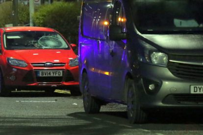 pedestrian left fighting for their life following collision with a car in folkestone 13