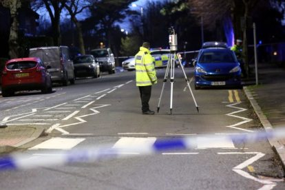 pedestrian left fighting for their life following collision with a car in folkestone 14