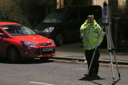 pedestrian left fighting for their life following collision with a car in folkestone