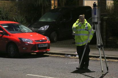 pedestrian left fighting for their life following collision with a car in folkestone 6