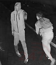 Pictured Are The Scumbags Who Are Wanted For An Arson Attack At The Spa Valley Railway In Tunbridge Wells