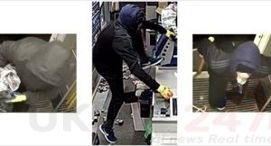 police launch investigation into the theft of cigarettes from a folkestone shop