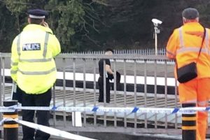 train services cancelled after chatham incident