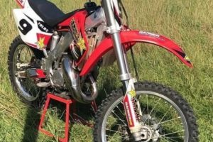woody woodpecker dirt bike among three stolen in whitstable 3