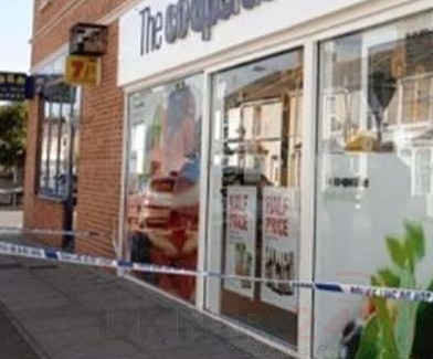 armed robbery at co op store in deal