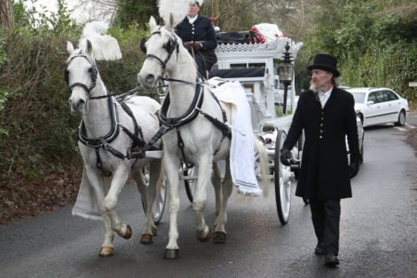big fat gypsy send off in seven oaks for twins billy and joey smith 14