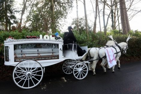 big fat gypsy send off in seven oaks for twins billy and joey smith 18