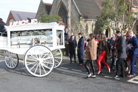 big fat gypsy send off in seven oaks for twins billy and joey smith 19