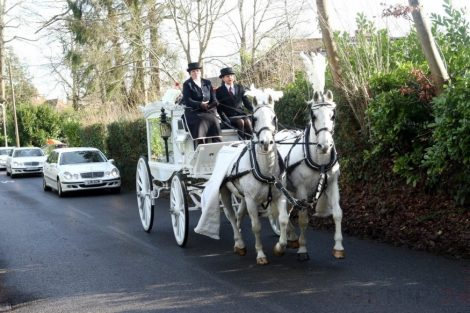 big fat gypsy send off in seven oaks for twins billy and joey smith 2