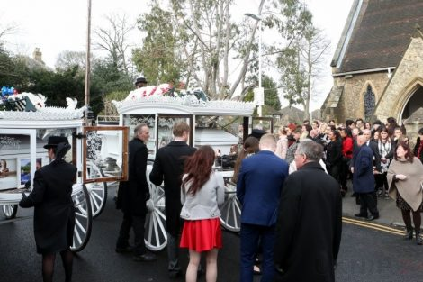big fat gypsy send off in seven oaks for twins billy and joey smith 26