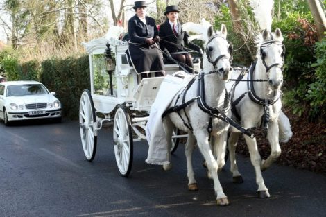 big fat gypsy send off in seven oaks for twins billy and joey smith 3