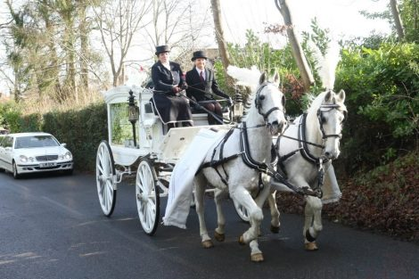 big fat gypsy send off in seven oaks for twins billy and joey smith 4