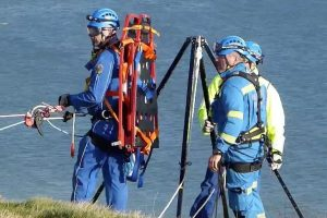 body found at the bottom of cliffs in dover