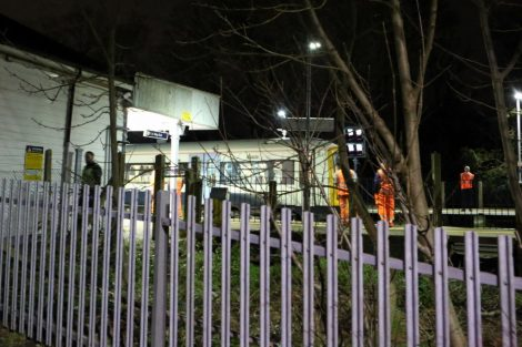 emergency crews called to person trapped under a train at eden park near bromely 28