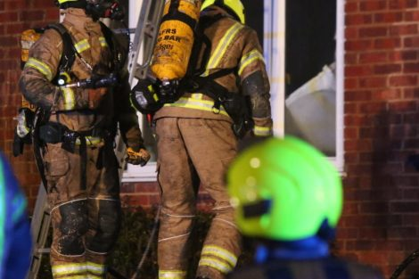 family left homeless after late night blaze rips through mereworth property 10