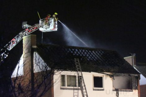 family left homeless after late night blaze rips through mereworth property 2
