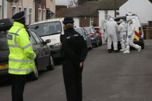 Harry Harris from Chigwell charged with murder of  Northfleet Man