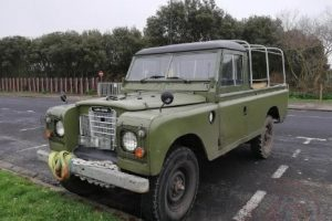 information is being sought following the theft of a land rover from broadstairs