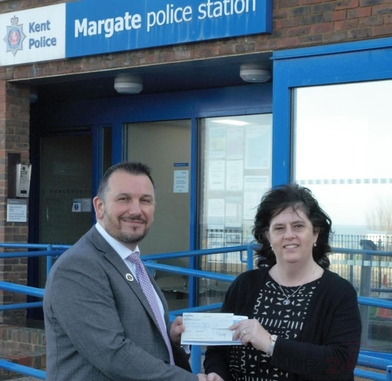 kent autism charity helped by police property fund
