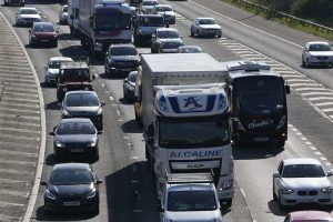 m20 motorway is closed east bound between junction 9 and junction 10