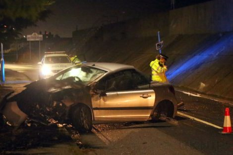 man arrested for drink driver after isle of sheppey collision 11